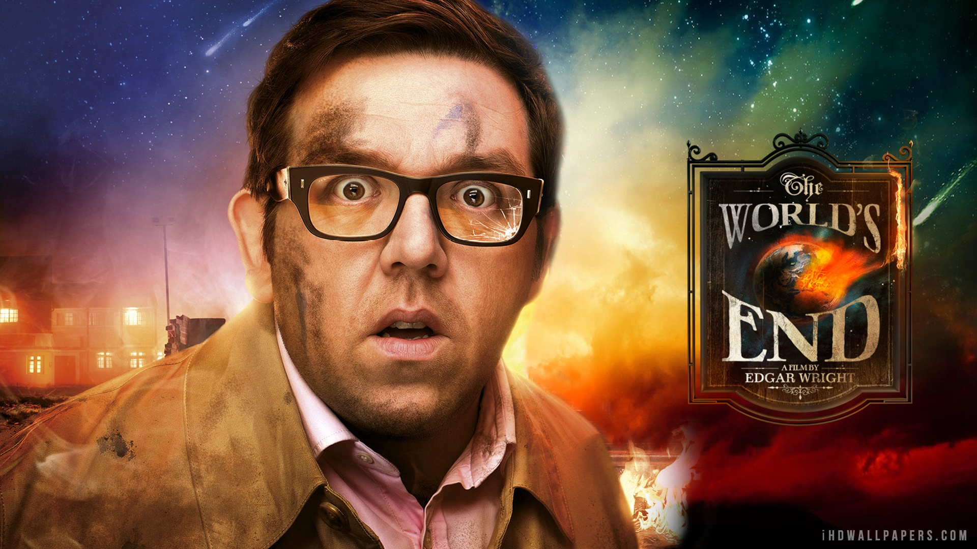 The World's End Nick Frost