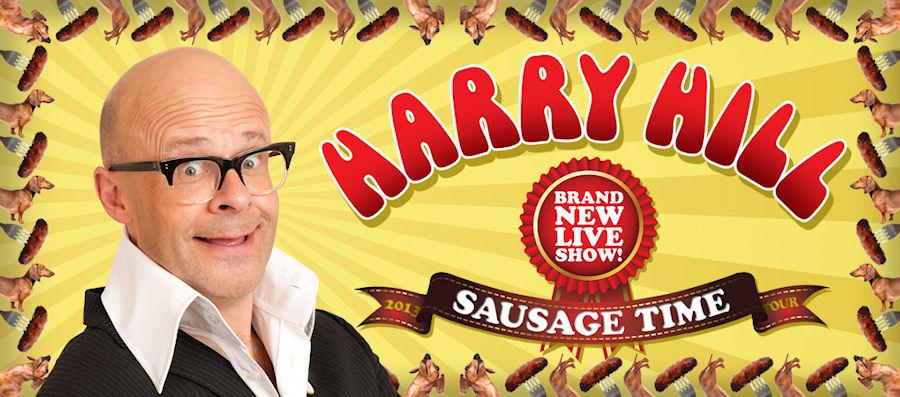 Harry Hill - Sausage Time UK Tour